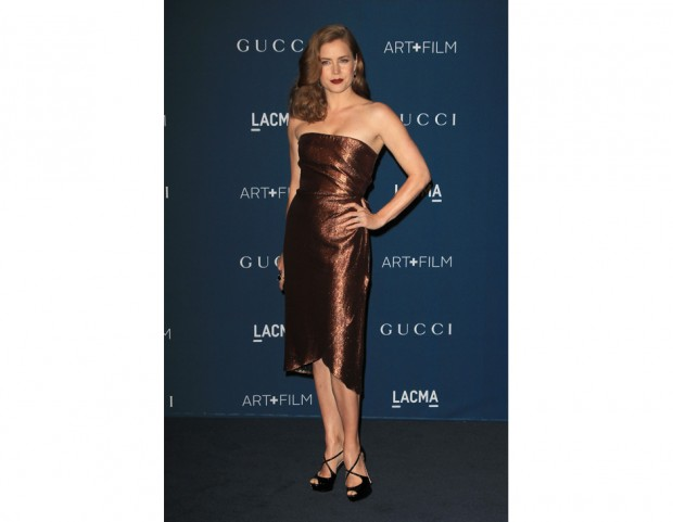 In Gucci ai LACMA Art + Film Gala 2013