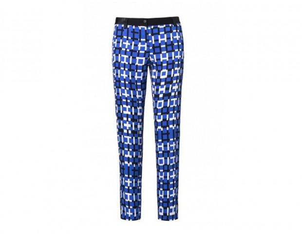 Pantalone multicolor