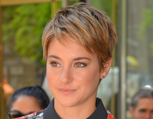 ... Woodley Pixie Cut And Shailene Woodley Pictures to pin on Pinterest