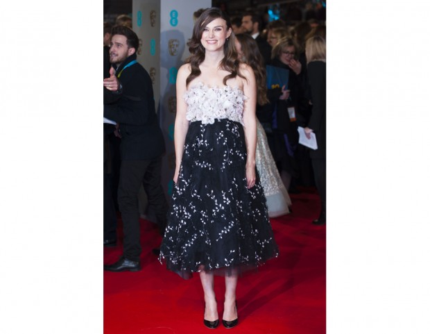 Keira Knightley in Giambattista Valli Couture