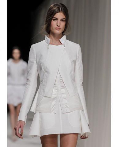 Il total white di Nina Ricci