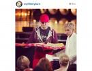 Ellen Degeneres e la pizza