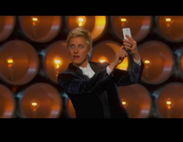 Il primo Selfie