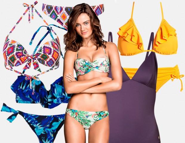Costumi Da Bagno Bianchi 2014 : Bikini o interi tutti i costumi da bagno per la tua estate