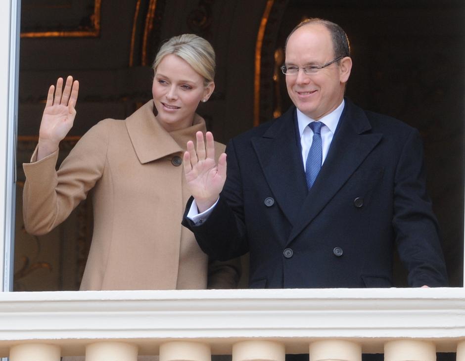 Charlene di Monaco è incinta: bebé in arrivo per il Principe Alberto