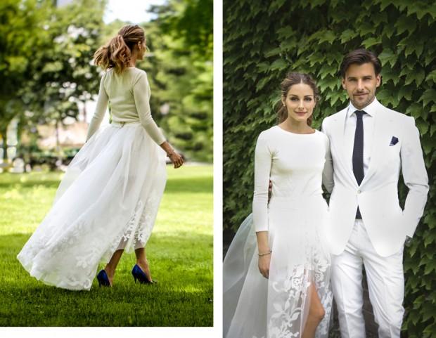 35b0ef39d2 Olivia Palermo e Johannes Huebl si sono sposati! - Tu Style