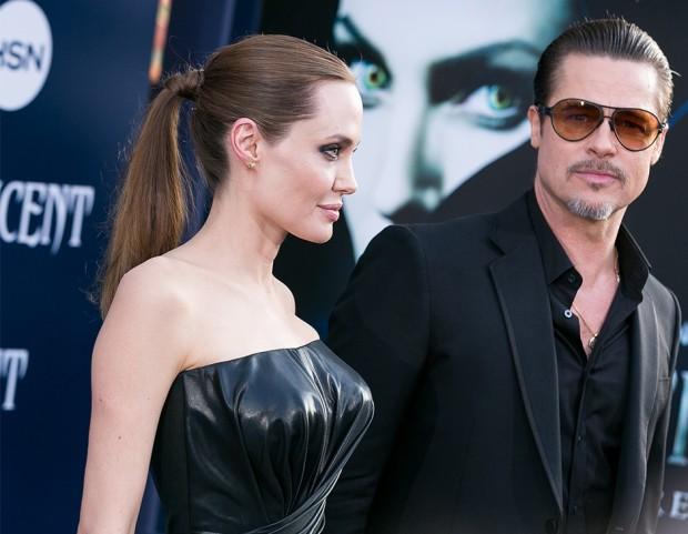 Angelina sa rendere iper chic anche una semplice ponytail