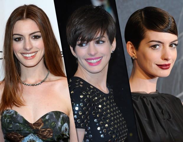 Capelli Delle Star Anne Hathaway E Tutti I Suoi Cambi Di Look Tu