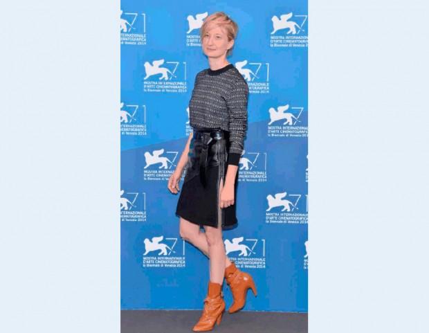 Alba Rohrwacher in Louis Vuitton