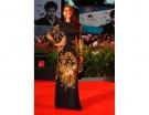 Caterina Murino in Dolce&Gabbana
