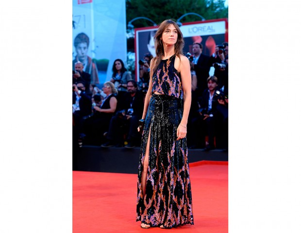 Charlotte Gainsbourg in Louis Vuitton
