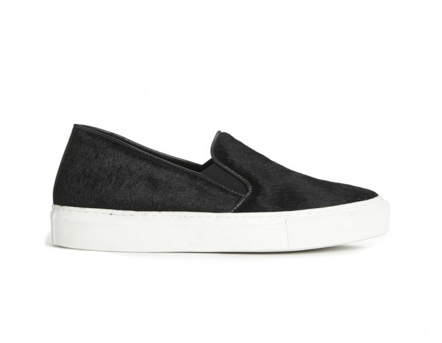 Slip-on bicolor