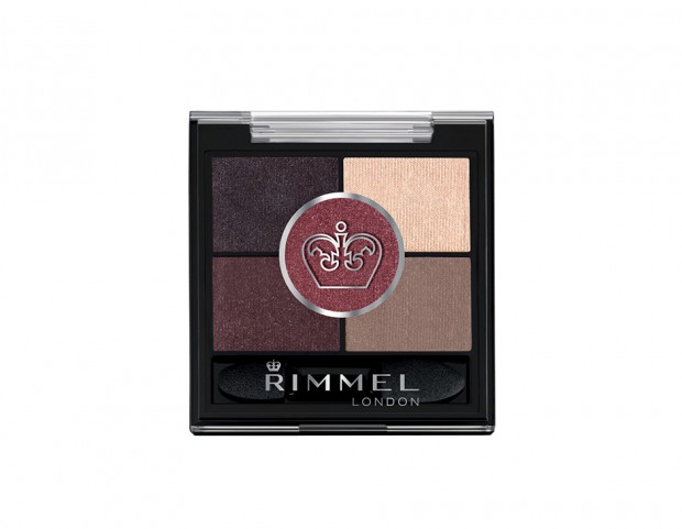 Rimmel Glam Eyes HD Eyeshadow Brixton Brown