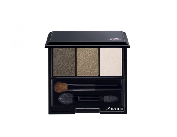 Shiseido Luminizing Satin Eye Color Trio Strata