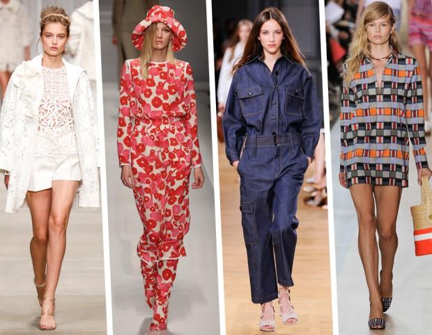 Le tendenze moda della primavera-estate 2015 dalle sfilate - Tu Style 2554ca68f09