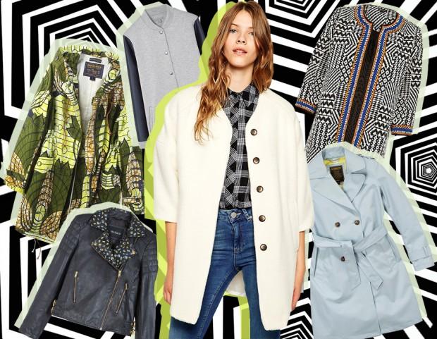 Scopri tutte le giacche più trendy di stagione! (collage di Antonella  Acquafredda) 13db708a07c9