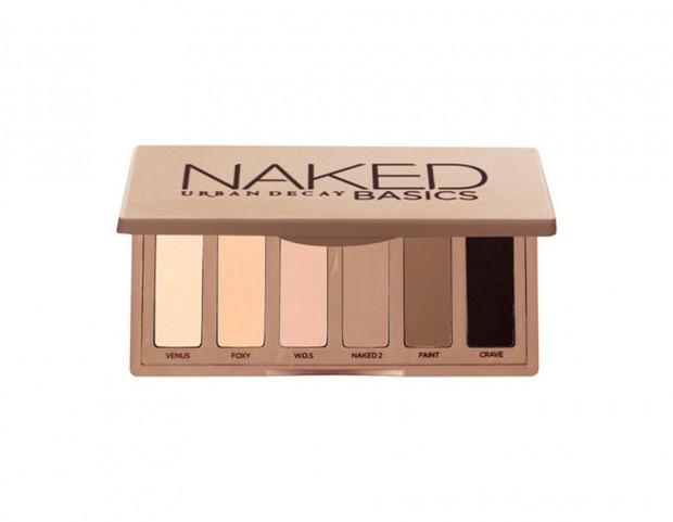 Sei ombretti basic dalla texture mat, di cui quattro inediti ed esclusivi da applicare sfumati, intensi o come eyeliner