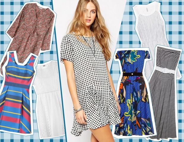 Vestiti  gli abiti corti e lunghi più trendy per l estate 2015! - Tu ... 176881016b5