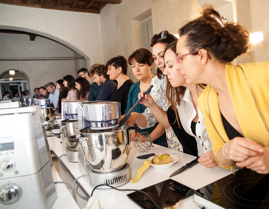 Weekend a milano con i corsi dedicati alla cucina d 39 autore tu style - Corsi cucina milano cracco ...