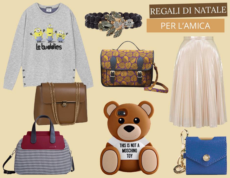 """Regali Natale 2015: le idee per amiche """"fashion addicted"""