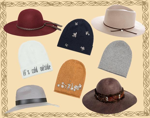 Cappelli e berretti per l autunno-inverno 2015  tutti i modelli più ... 9be81a2b8354