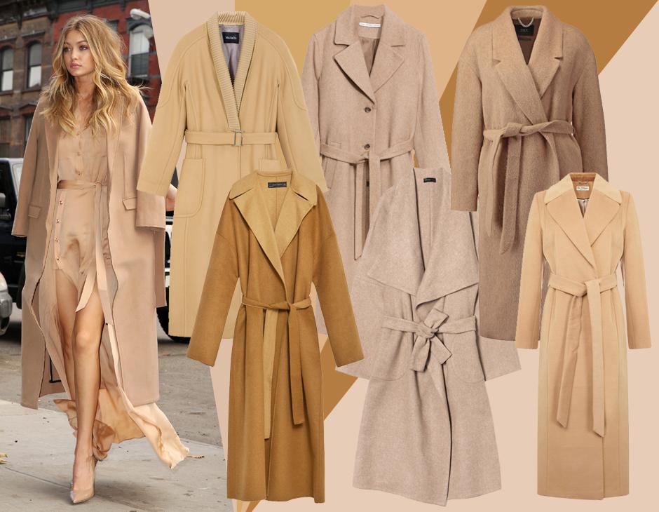 finest selection b116e ab354 Cappotti cammello: 10 modelli