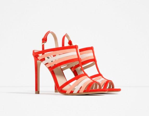 Sandali con tacchi alti: i modelli dell'estate 2016 Tu Style