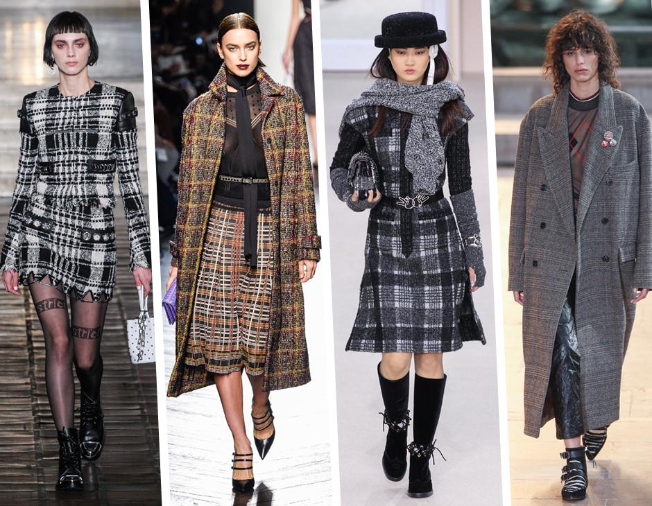sfilate Tu dalle Le moda tendenze l'autunnoinverno 2016 Style per 17 8q0HvOwq