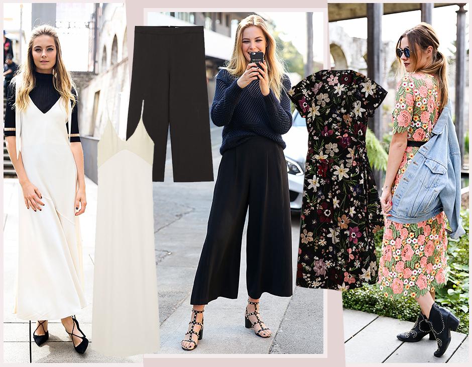 Dai un occhiata con noi ai trend dello street style e scopri i pezzi e le  tendenze da non lasciarti scappare! (collage di Antonella Acquafredda) 8ac02f7c59e8