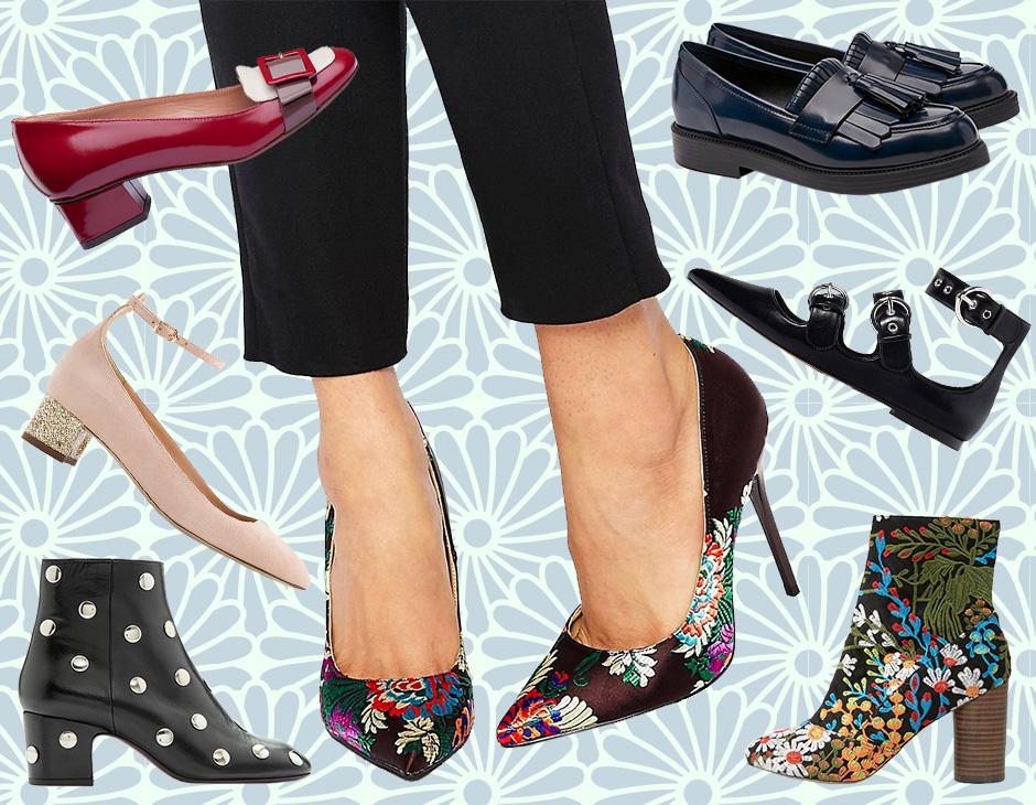 Le scarpe must-have dell  autunno  Abbiamo stilato una lista con i modelli  da non lasciarsi scappare  dalle pumps con tacco glitter per un tocco  luccicante ... edaf630aa87