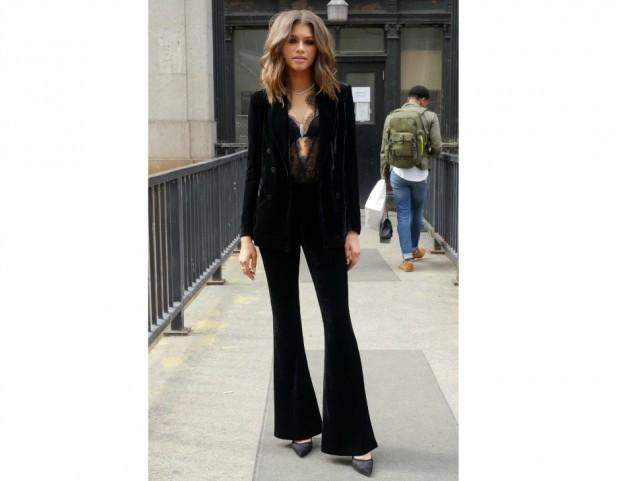 check out 30ac4 2dbe1 New York Fashion Week: i vip alle sfilate della primavera ...