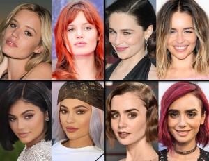 Capelli delle star: tutti gli ultimi cambi di hair look
