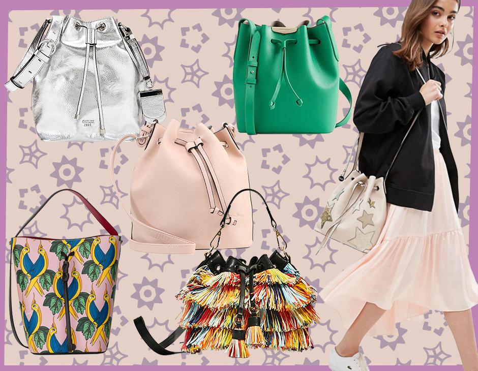 Borse Primavera Modelli Chic Più Secchiello A La Style Per I Tu rAU8rq