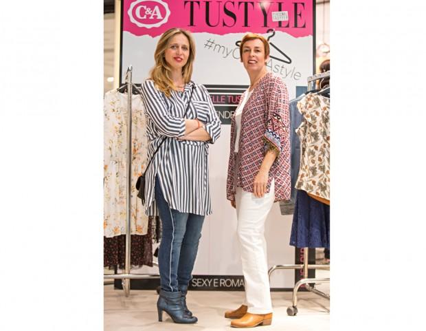 info for 7ff49 78755 C&A e Tustyle: l'evento di inaugurazione tra shopping e ...