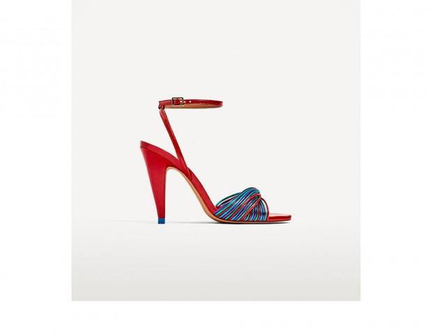 Sandali Sandali Con Fascette Multicolor Fascette Con gYyb76f