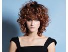 Taglio per capelli ricci volumizzante