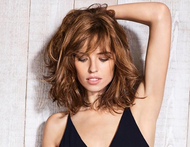 Foto tagli capelli medio lunghi scalati