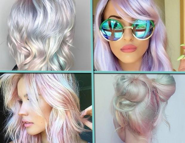 Opal hair: scopri la tendenza capelli più forte dai social
