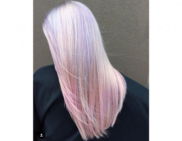 Come risultano gli opal hair su capelli lisci