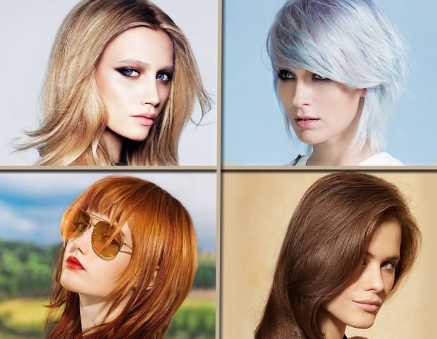 Colore capelli dopo l'estate