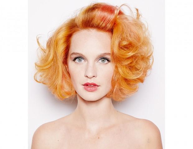 Peach hair: i capelli vitaminici