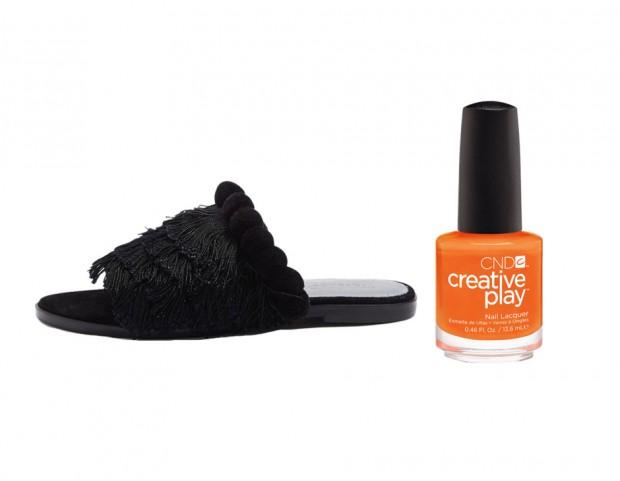 Smalti, i colori giusti da abbinare ai sandali