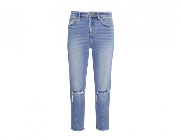 Jeans con strappi