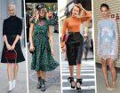 I look di star, modelle e fashion icon alla New York Fashion Week
