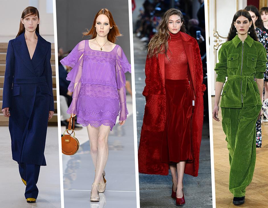 Strega comanda colore  7 nuance must-have per l autunno - Tu Style f5d7fea9957a