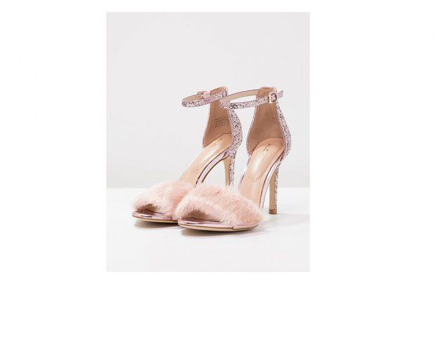 Sandali glitter