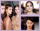 Tutte le tendenze beauty dalla Milano Fashion Week! Scopri come porteremo trucco, capelli e unghie per la prossima Primavera Estate! (Collage di Francesca Merlo)