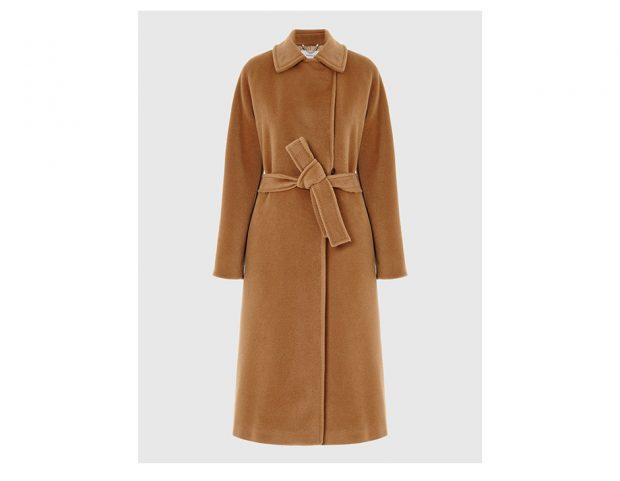 A vestaglia in lana e cashmere