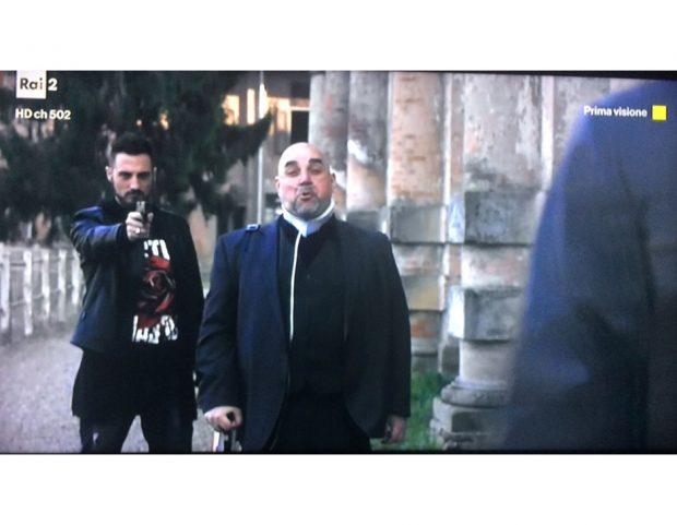 """Gabrio Gentilini debutta nella fiction """"L'Ispettore ..."""