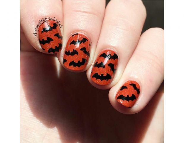 Halloween 2017  le nail art più belle e divertenti da Instagram - Tu ... f1e31fb60044